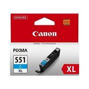 Canon CLI-551XLC Cartus Albastru