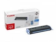 Canon CRG-707C Cartus Toner Albastru