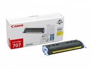 Canon CRG-707Y Cartus Toner Galben