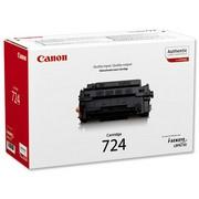 Canon CRG-724 Cartus Toner Negru