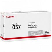 Canon CRG057 Cartus Toner Negru