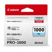 Canon PFI-1000PC Cartus Photo Albastru