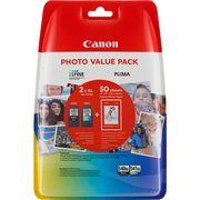 Canon PG-540XL + CL-541XL Pachet Cartuse Negru si Color