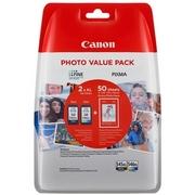 Canon PG-545XL + CL-546XL Pachet Cartuse Negru si Color