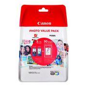 Canon PG-560XL + CL-561XL Pachet Cartus Negru si Color