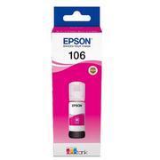 Epson 106 (C13T00R340) Rezerva Cerneala Magenta