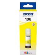 Epson 106 (C13T00R440) Rezerva Cerneala Galbena