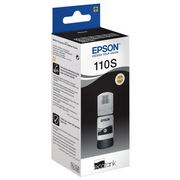 Epson 110S (C13T01L14A) Rezerva Cerneala Pigment Neagra