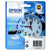 Epson 27XL (C13T27154012) Pachet 3 Cartuse Color CMY
