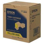 Epson C13S050590 Cartus Toner Galben