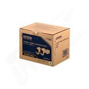 Epson C13S050594 Pachet 2 Cartuse Toner Negre