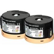 Epson C13S050710 Pachet 2 Cartuse Toner Negre