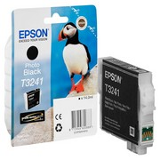 Epson T3241 (C13T32414010) Cartus Photo Negru