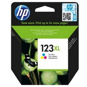 HP 123XL (F6V18AE) Cartus Color