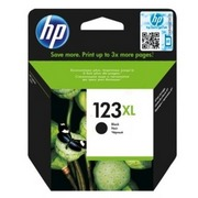 HP 123XL (F6V19AE) Cartus Negru