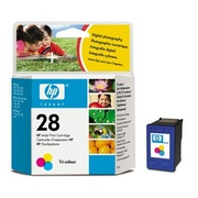 HP 28 (C8728AE) Cartus Color