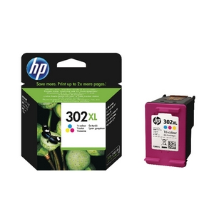 HP 302XL (F6U67AE) Cartus Color