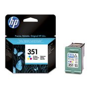 HP 351 (CB337EE) Cartus Color