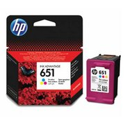 HP 651 (C2P11AE) Cartus Color