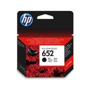HP 652 (F6V25AE) Cartus Negru