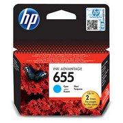 HP 655 (CZ110AE) Cartus Albastru