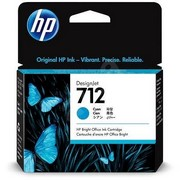 HP 712 (3ED67A) Cartus Albastru