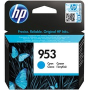 HP 953 (F6U12AE) Cartus Albastru
