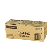 Kyocera Mita TK-820C Cartus Toner Albastru