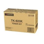 Kyocera Mita TK-820K Cartus Toner Negru