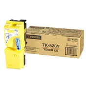 Kyocera Mita TK-820Y Cartus Toner Galben