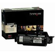 Lexmark 64016SE Cartus Toner Return Negru