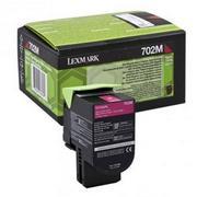 Lexmark 702M (70C20M0) Cartus Toner Return Magenta