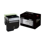Lexmark 800X1 (80C0X10) Cartus Toner Negru