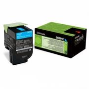 Lexmark 802HC (80C2HC0) Cartus Toner Return Albastru