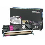 Lexmark C5200MS Cartus Toner Return Magenta