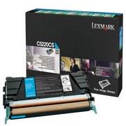 Lexmark C5220CS Cartus Toner Return Albastru