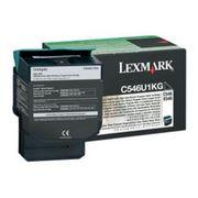 Lexmark C546U1KG Cartus Toner Return Negru
