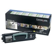 Lexmark X340H11G Cartus Toner Return Negru
