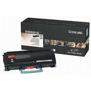 Lexmark X463H21G Cartus Toner Negru