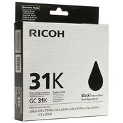 Ricoh GC-31K (405688) Cartus Negru
