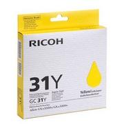 Ricoh GC-31Y (405691) Cartus Galben