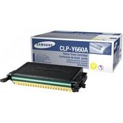 Samsung CLP-Y660A / ST953A Cartus Toner Galben