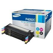 Samsung CLT-P4092C / SU392A Pachet Cartuse Toner Negru si Color